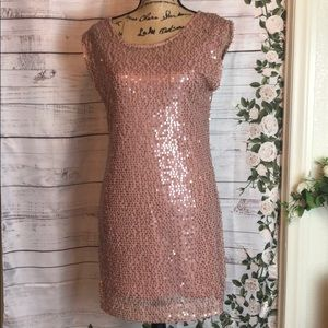 Any 2 items for $15LC Lauren Conrad Sequence dress